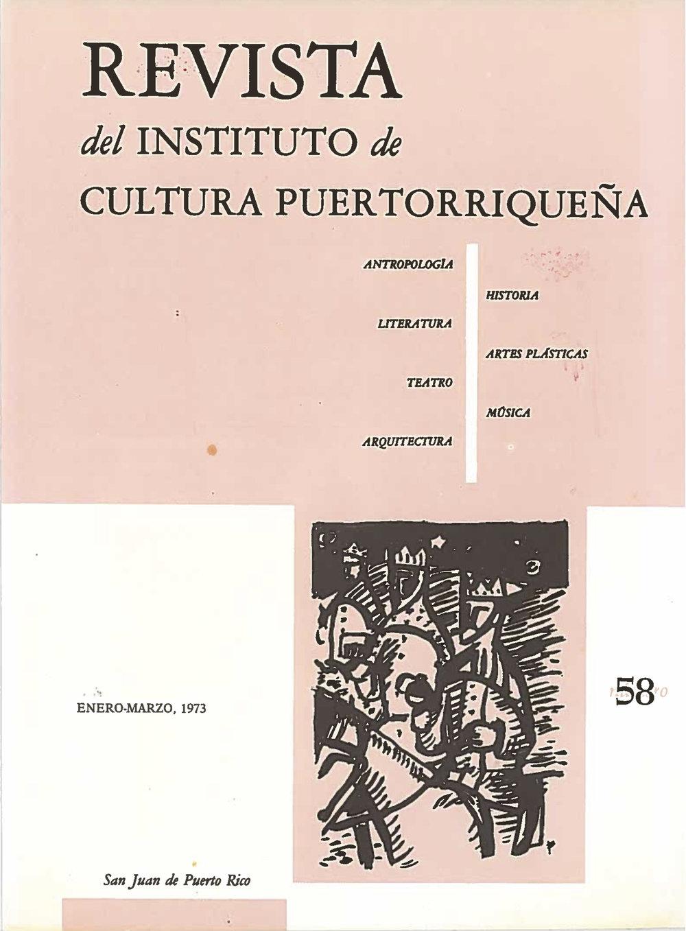 Número 58 / 1973