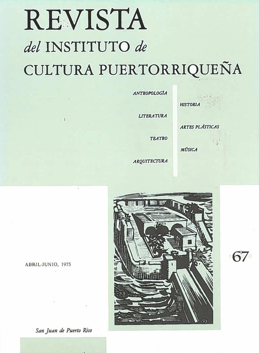 Número 67 / 1975