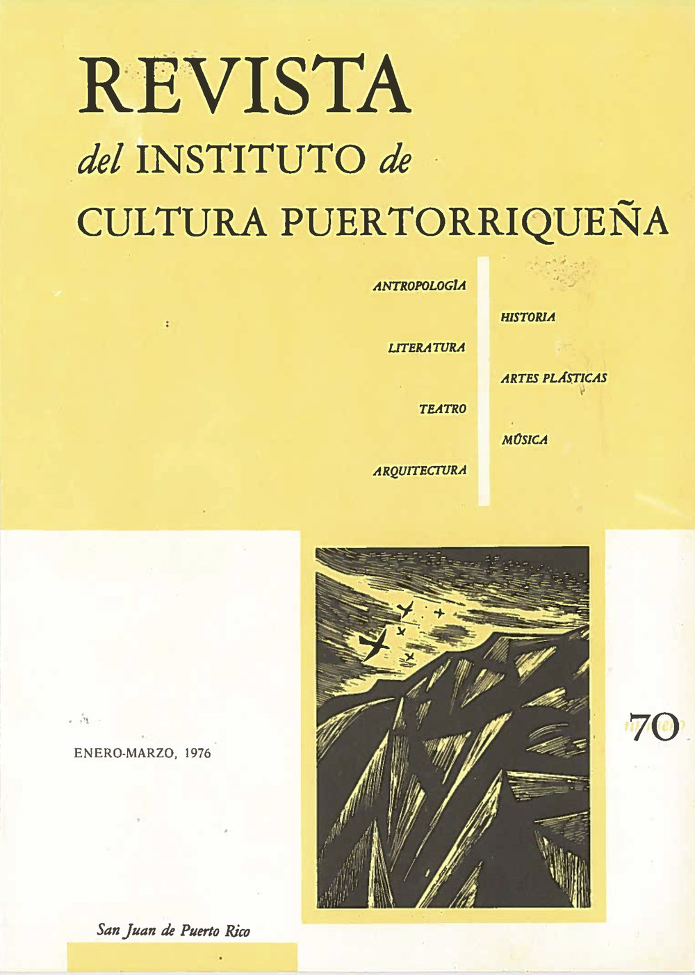 Número 70 / 1976