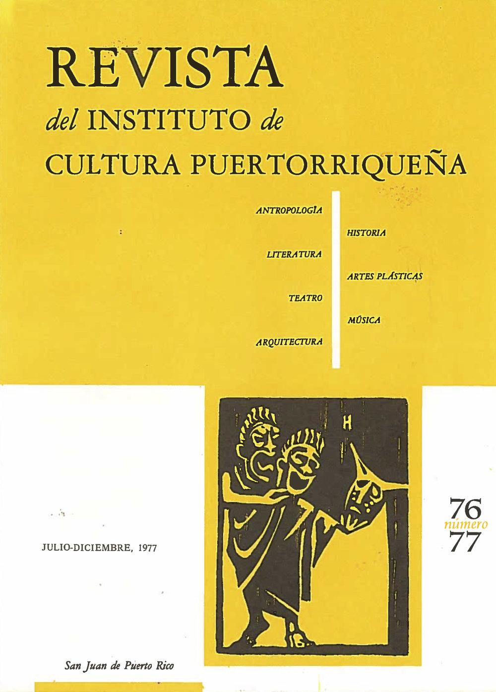 Número 76-77 / 1977