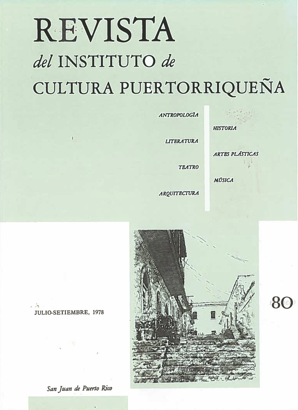 Número 80 / 1978