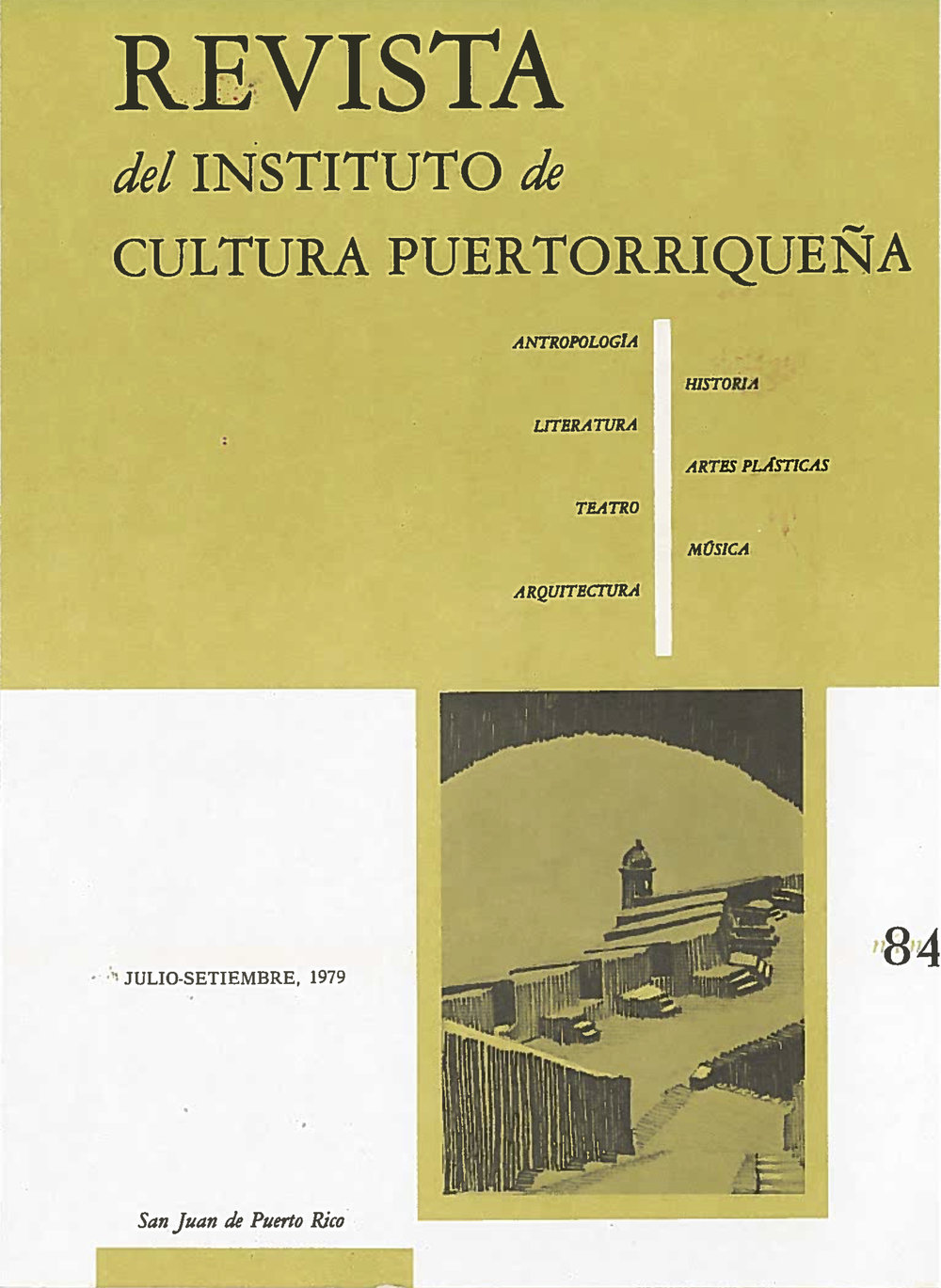 Número 84 / 1979