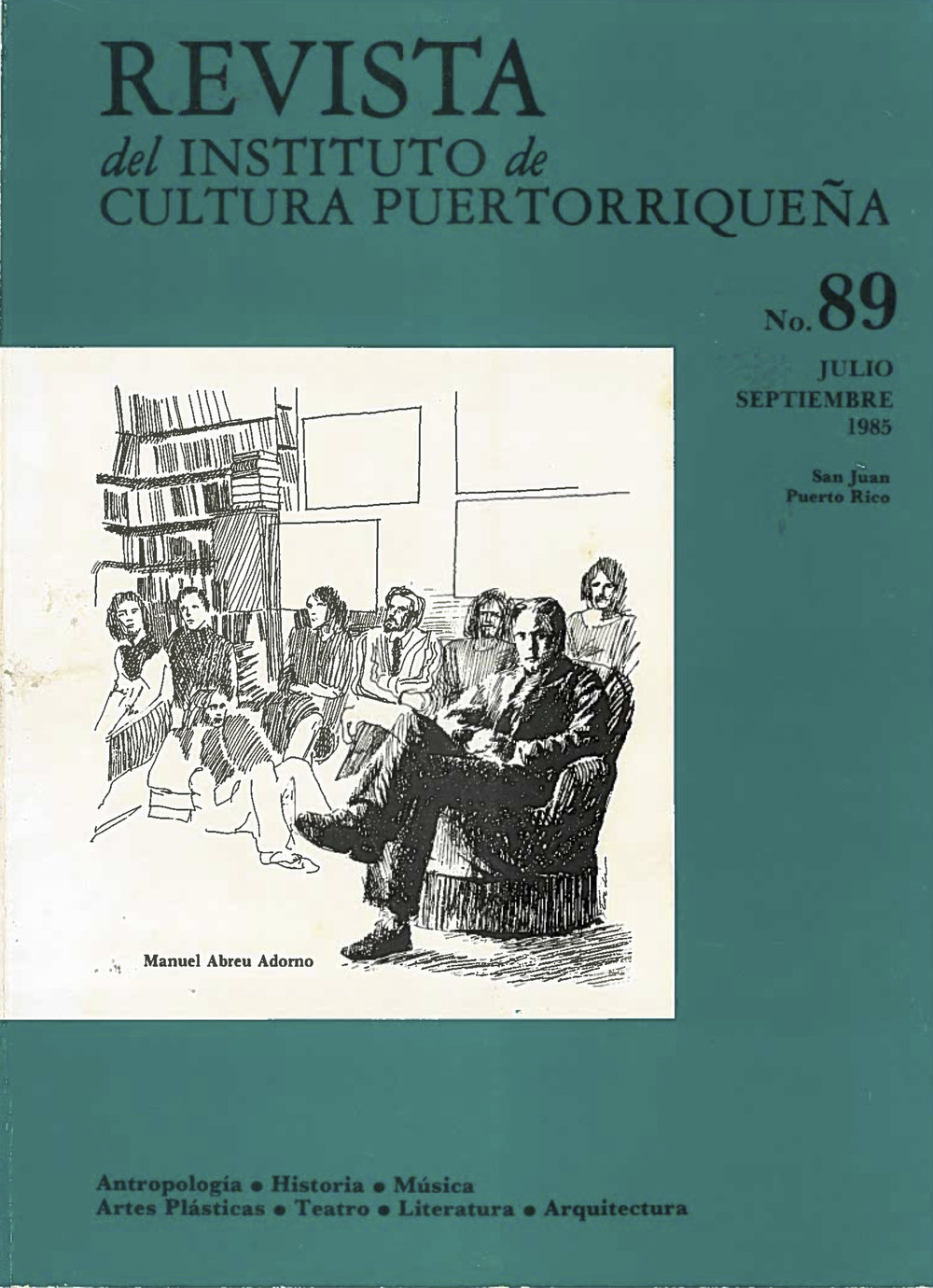 Número 89 / 1985