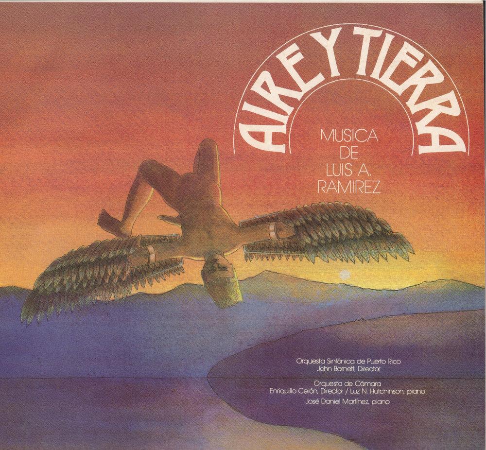 Aire y Tierra: Música de Luis A. Ramírez
