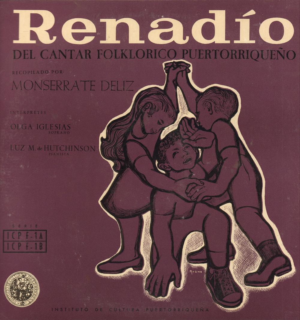 Renadío del Cantar Folklórico Puertorriqueño