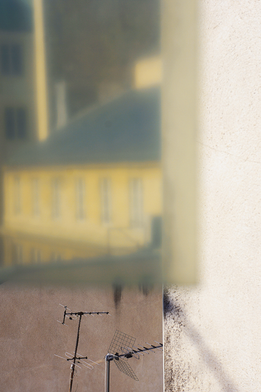 JESSICA BACKHAUS, Flashback (From the series Six Degrees of Separation), 2015