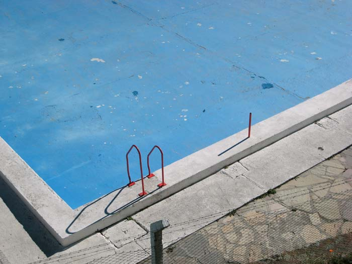 JESSICA BACKHAUS, Once (from the series Once, Still and Forever), 2007