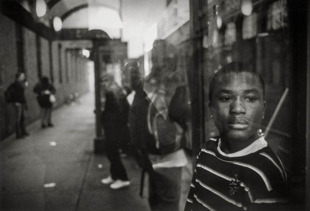 ALEX WEBB Downtown, Rochester, New York, 2012