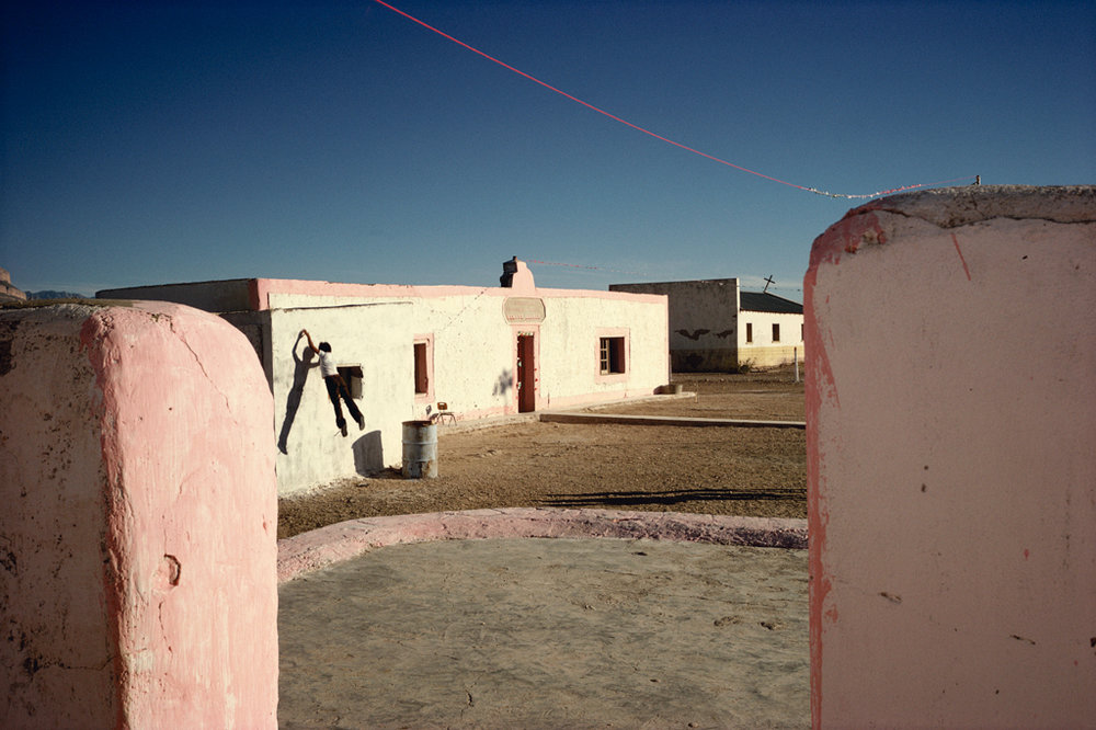 ALEX WEBB Boquillas, Mexico, 1979