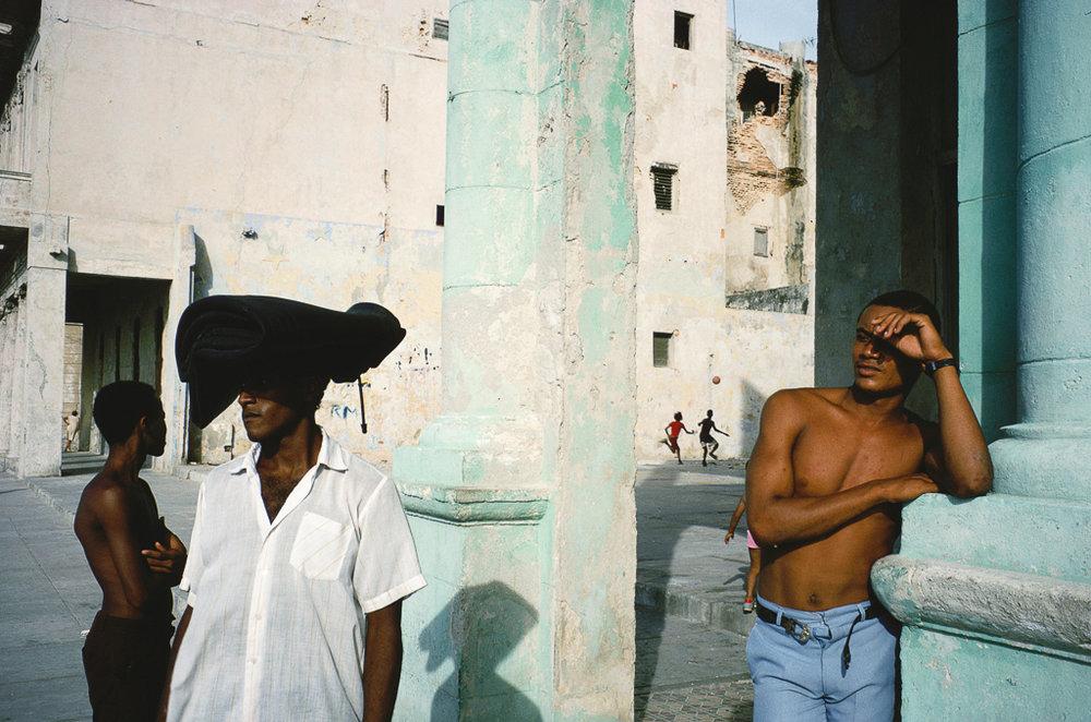 ALEX WEBB Havana, Cuba, 1993