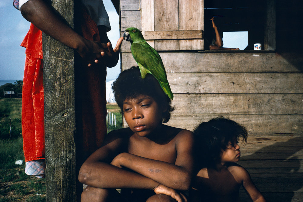ALEX WEBB Puerto Cabezas, Nicaragua, 1992