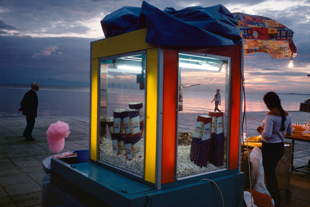 ALEX WEBB Thessaloniki, Greece, 2003