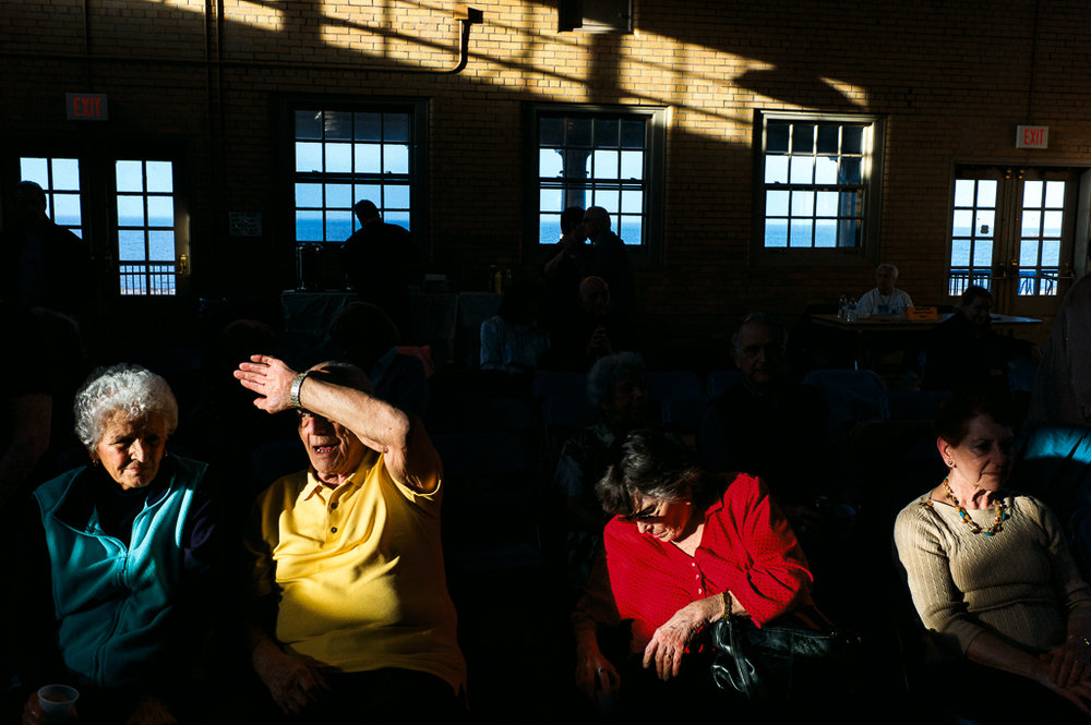ALEX WEBB Dance Hall, Rochester, New York, 2013