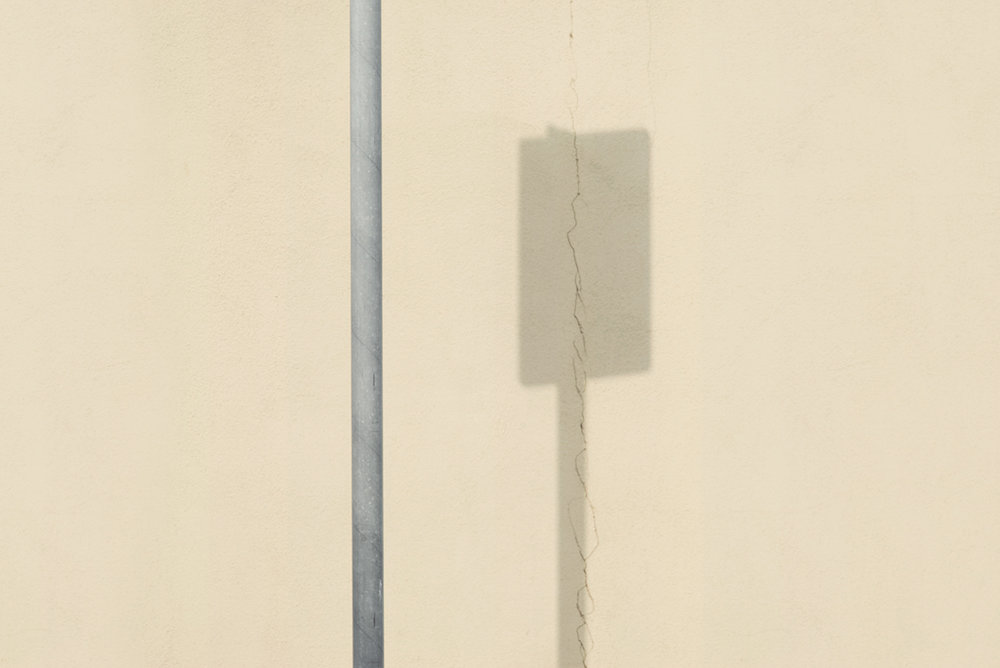 BILL JACOBSON Lines in My Eyes #1361, 2014
