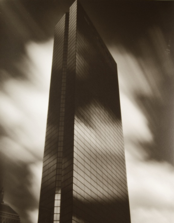 TOM BARIL,  Hancock Tower #2 , 2001