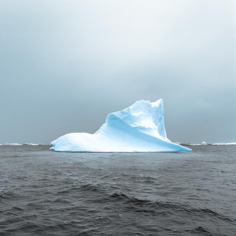 MAGDA BIERNAT,  Adrift #13  (from the series Adrift), 2013