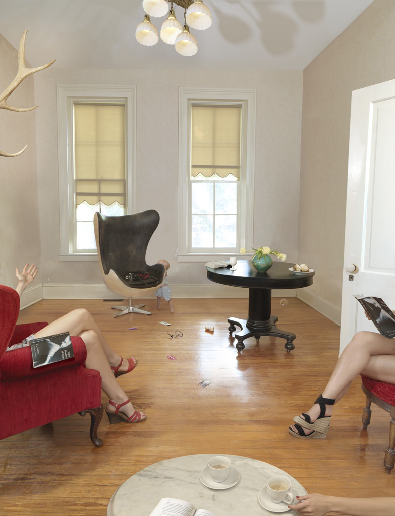 JULIE BLACKMON Book Club, 2012