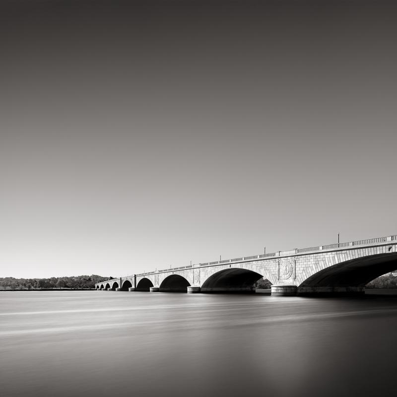 DAVID FOKOS,  Arlington Memorial Bridge , Washington, D.C., 2011