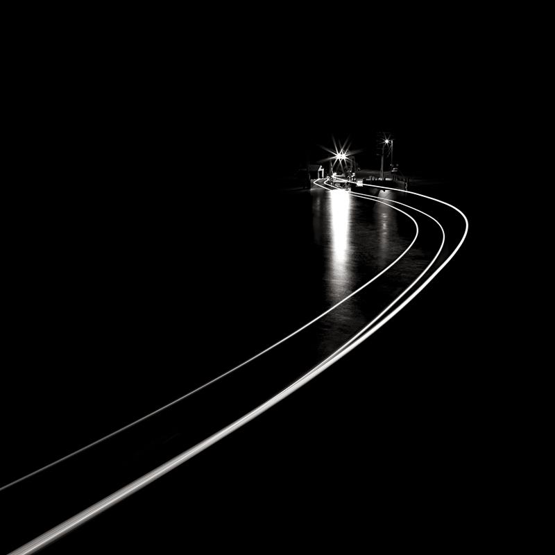 DAVID FOKOS,  On Time Ferry - Going , Edgartown, Massachusetts, 2012