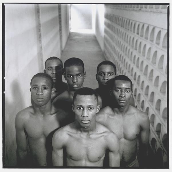 WALTER IOOSS,  Untitled #4 ,  Cuba , 1999