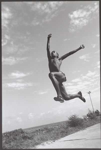 WALTER IOOSS,  Untitled #1 ,  Cuba , 1999