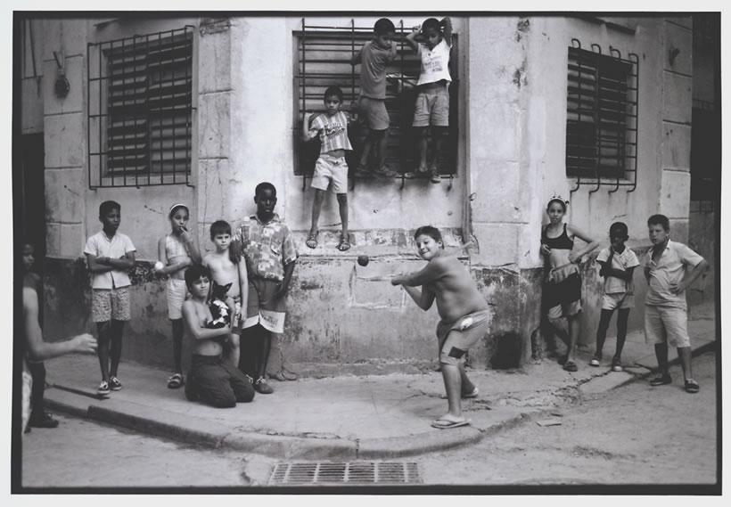 WALTER IOOSS,  Untitled #1 ,  Havana, Cuba , 1999