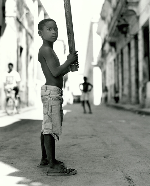 WALTER IOOSS,  Untitled #5 ,  Cuba , 1999