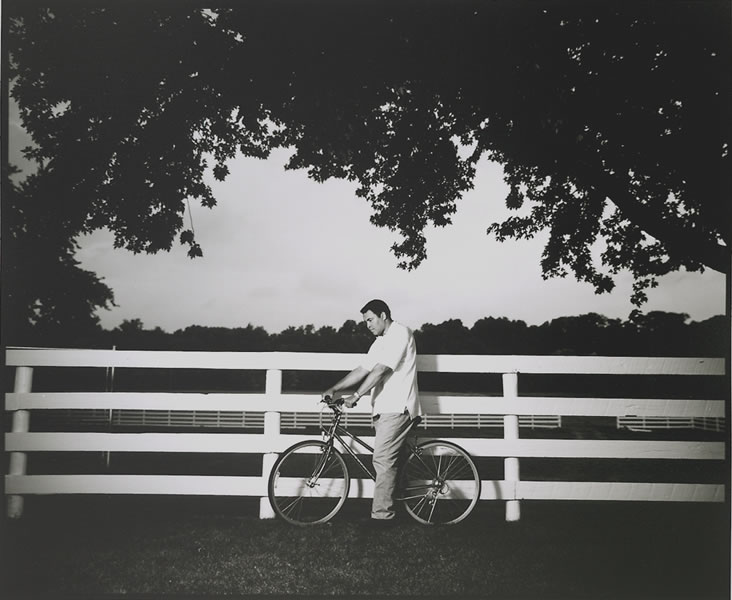 WALTER IOOSS Ali, Berrien Springs, MI, 1996
