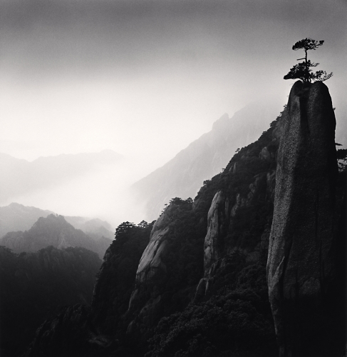 MICHAEL KENNA,  Huangshan Mountains, Study 25 , Anhui, China, 2009