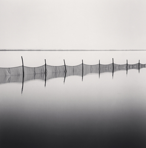 MICHAEL KENNA   Fishing Nets, Smarlacca, Veneto, Italy, 2006