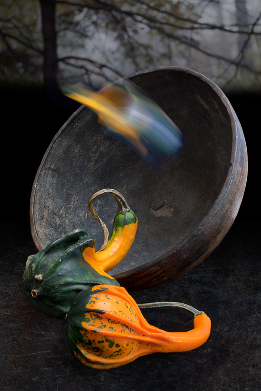 OLIVIA PARKER, Two Gourds, 2012