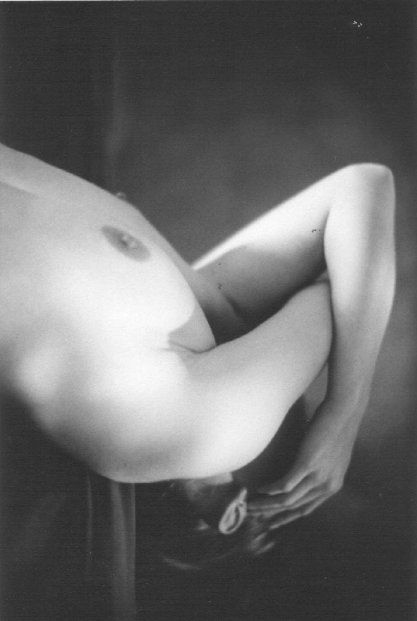 TOMIO SIEKE,  Untitled Nude #1