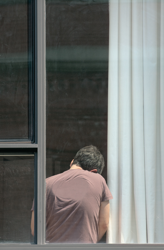 ARNE SVENSON Neighbors #16, 2012