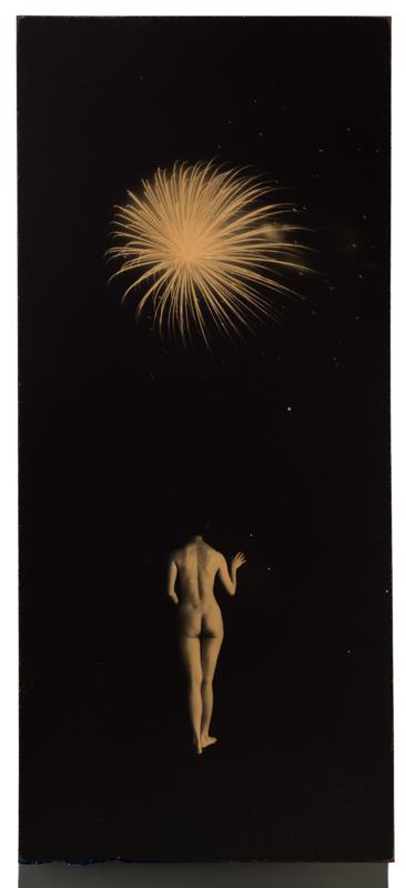 MASAO YAMAMOTO #1021, (from the series Nakazora), 2001