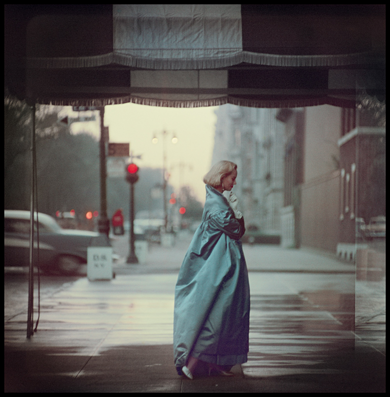 GORDON PARKS,  Untitled, New York City,  1956