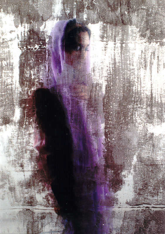 SHADI GHADIRIAN,  Be Colorful,  2002