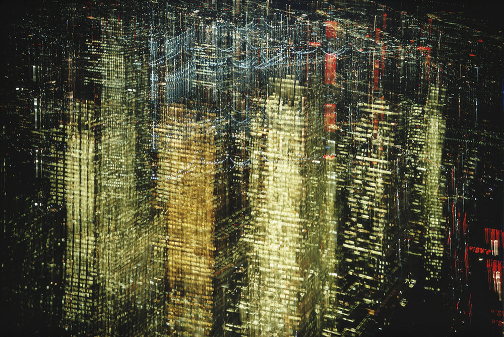 ERNST HAAS,  New York City,  1972