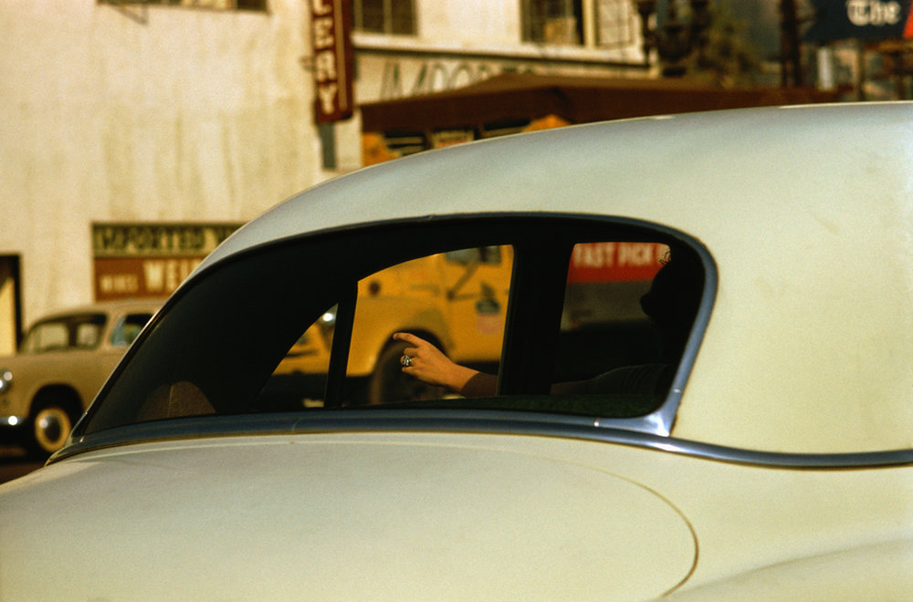 ERNST HAAS New York City, 1952