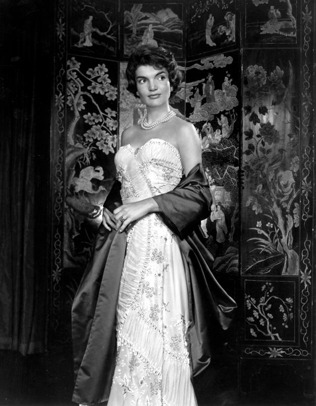 YOUSUF KARSH Jacqueline Kennedy, 1957