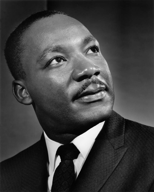 YOUSUF KARSH Martin Luther King, Jr., 1962