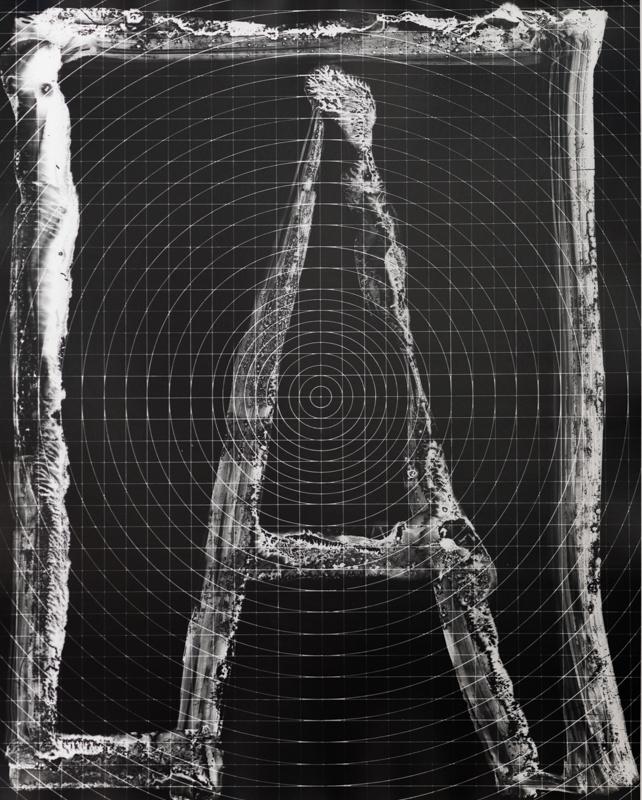 GYÖRGY KEPES,  Target A (II) , 1980
