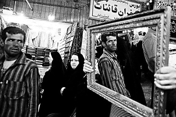 TAHMINEH MONZAVI,  Mirrors of Mashhad 4,  2008