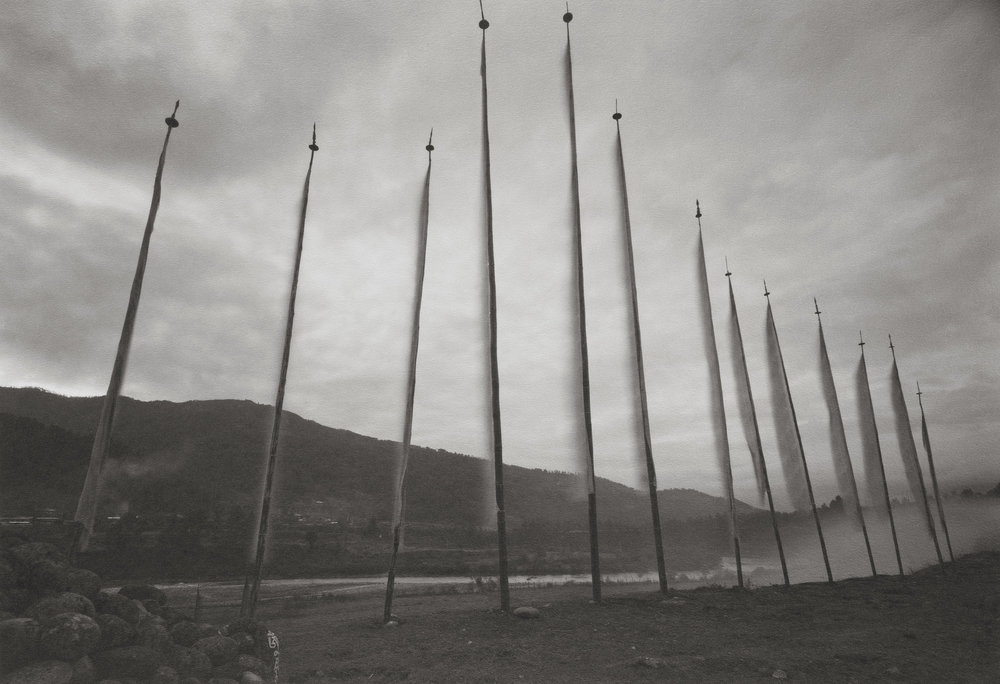 KENRO IZU Bhutan #2, 2002