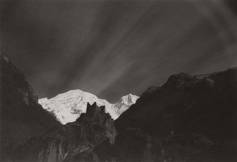 KENRO IZU, Bhutan #1 , 2002
