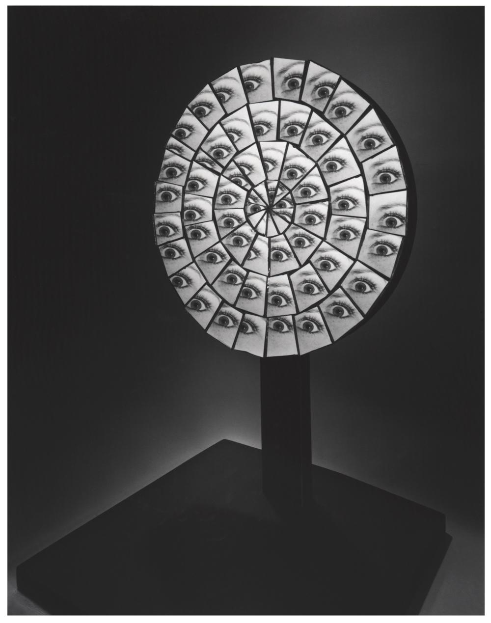 BERENICE ABBOTT Parabolic Mirror, 1958-1961/1973