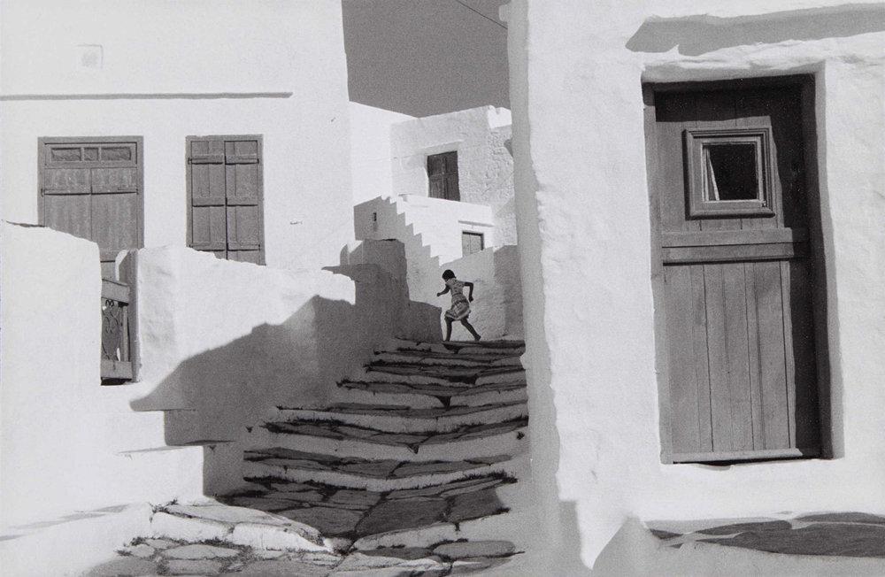 HENRI CARTIER-BRESSON Island of Siphnos, Greece, 1961