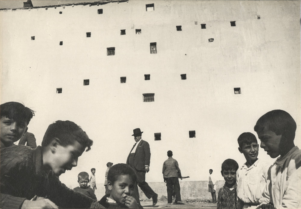 HENRI CARTIER-BRESSON,  Madrid, Spain,  1933