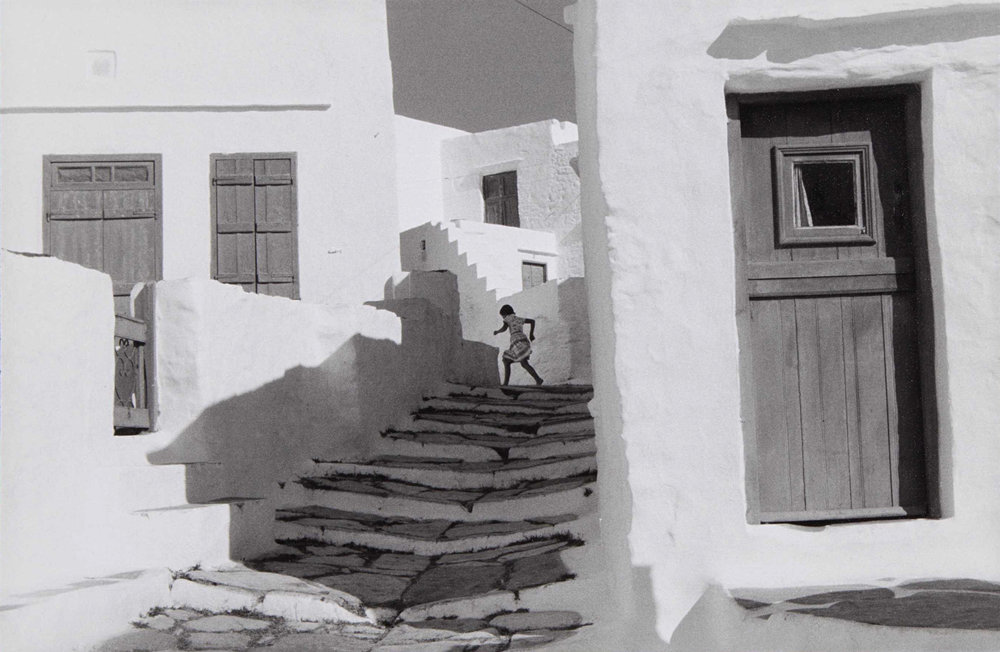 HENRI CARTIER-BRESSON,  Island of Siphnos , Greece, 1961