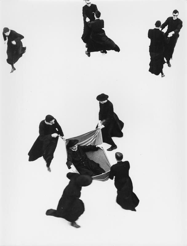 MARIO GIACOMELLI Pretini 71 (Pretini in Carpet, Vertical),1968