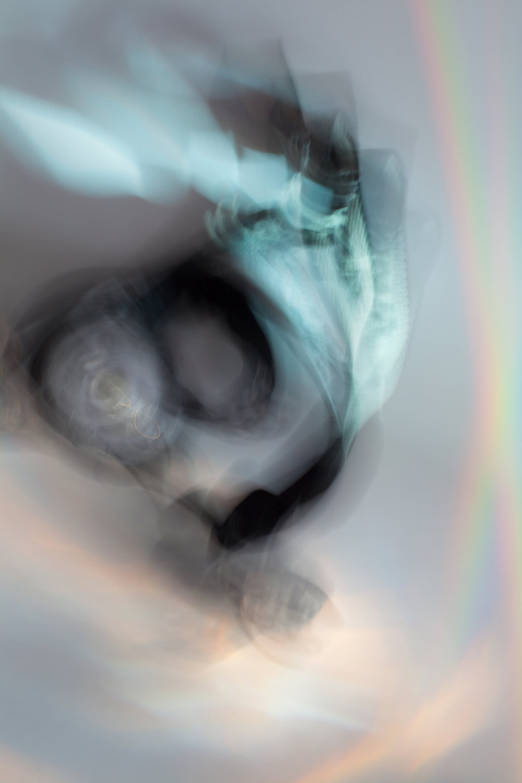 OLIVIA PARKER,  Disorientation , 2017